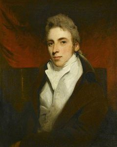 William Beechey - robert greenhill russell of chequers