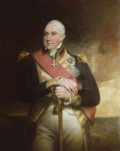 William Owen - Almirante edward pellew , 1st Visconde Exmouth