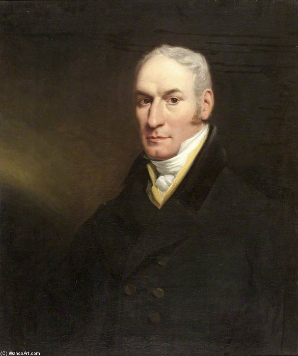 John Richardson por William Owen (1769-1825, United Kingdom)