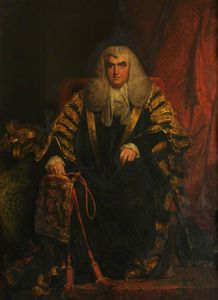 William Owen - John Scott, 1o Earl Of Eldon -