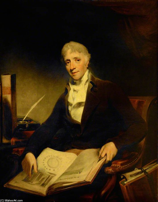 João Soane por William Owen (1769-1825, United Kingdom)