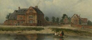 Frederick Waters (William) Watts - Rei Hall, Wisbech