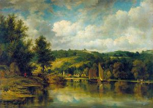 Frederick Waters (William) Watts - no Wye