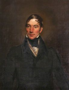 Henry William Pickersgill - Robert Owen
