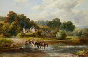 George Turner - A Ford On The Trent