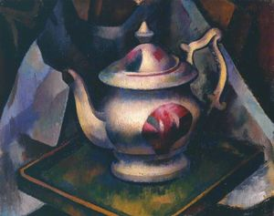 Mark Gertler - O Tea Pot