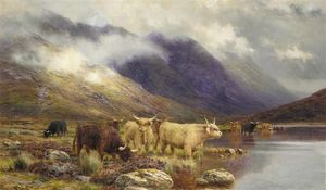Louis Bosworth Hurt - Em Glencoe - The Hills escurecer