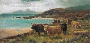 Louis Bosworth Hurt - The Sands Of Morar
