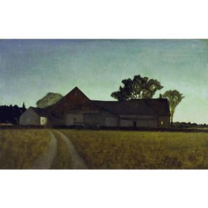 Nc Wyeth - O Hupper Farm