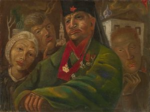 Boris Dmitrievich Grigoriev - Red Army Geral