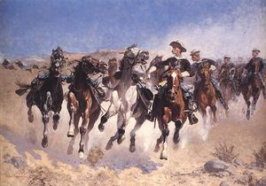Frederic Remington - desmontado