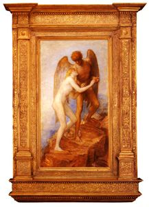 Frederick Waters (William) Watts - amor e vida
