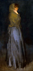James Abbott Mcneill Whistler - arranjo effie decanos  sol