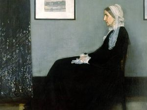 James Abbott Mcneill Whistler - mãe