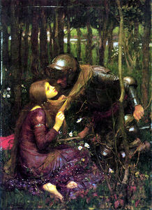 John William Waterhouse - la belle dama sans merci