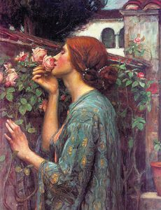 John William Waterhouse - Meu Doce Rose