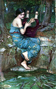 John William Waterhouse - O Charmer