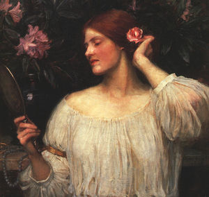 John William Waterhouse - vaidade