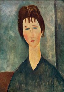 Amedeo Modigliani - untitled (919)
