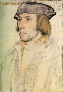 Hans Holbein The Younger - sem título 3345