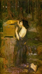 John William Waterhouse - sem título 5927