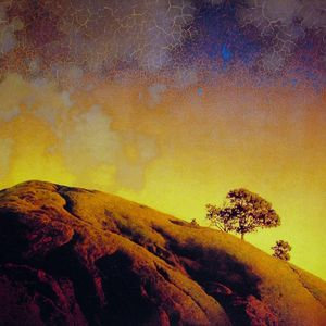 Maxfield Parrish - colina godo
