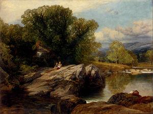 Frederick William Hulme - Bettws y Coed