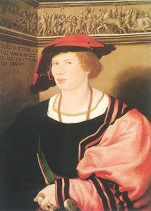 Hans Holbein The Younger - sem título 973