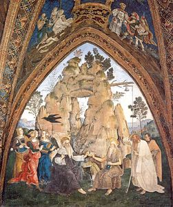 Bernardino Di Betto (Pintoricchio) - Untitled (120)