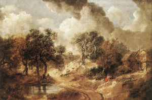 Thomas Gainsborough - paisagem