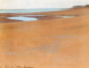 William Bell Scott - Areia piscinas