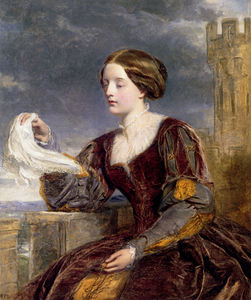 William Powell Frith - O sinal