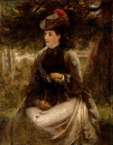 William Powell Frith - O lugar Trysting