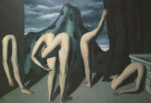 Rene Magritte - pausa privada