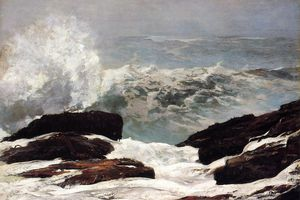 Winslow Homer - Coast Maine