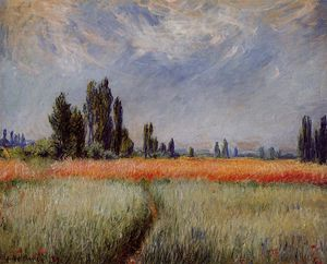 Claude Monet - Campo do milho