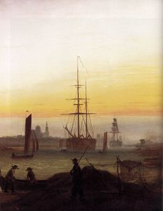 Caspar David Friedrich - abrigo