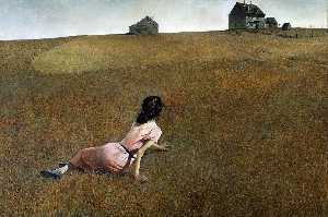 Andrew Wyeth - Christina-s Mundo
