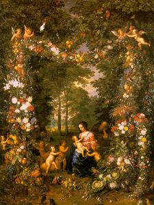 Jan Brueghel The Elder - sem título 187