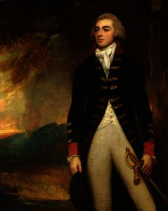 George Romney - John Richard oeste