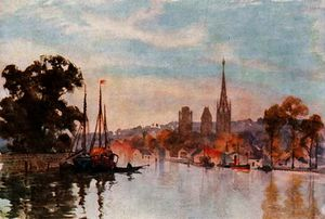 Herbert Menzies Marshall - Rouen do Rio