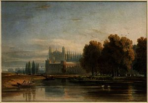 John Varley I (The Older) - Vista de ETON Faculdade