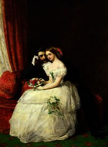 William Powell Frith - A proposta