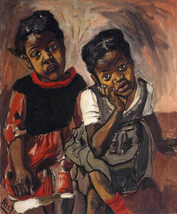 Alice Neel - Untitled (495)