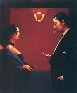 Jack Vettriano - Untitled (855)