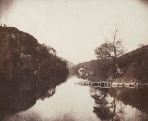 William Henry Fox Talbot - Loch Katrine