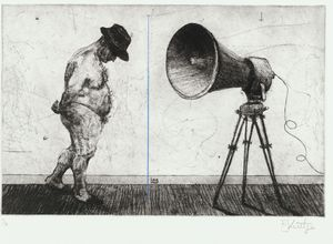 William Kentridge - Untitled (566)