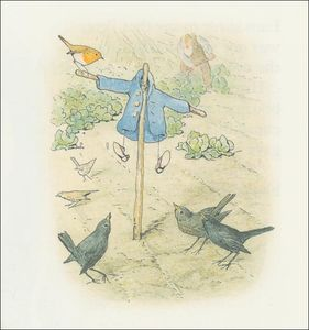 Beatrix Potter - Peter 28a coelho - (11x11)