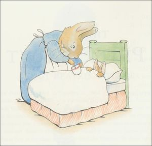 Beatrix Potter - Peter coelho 2a - (11x11)