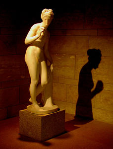 Bertel Thorvaldsen - Venus com a Apple